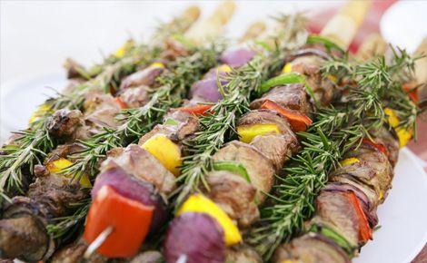 Şiş Kebabı Malzemeleri ve Tarifi