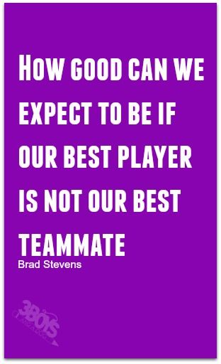 how to become a good team player