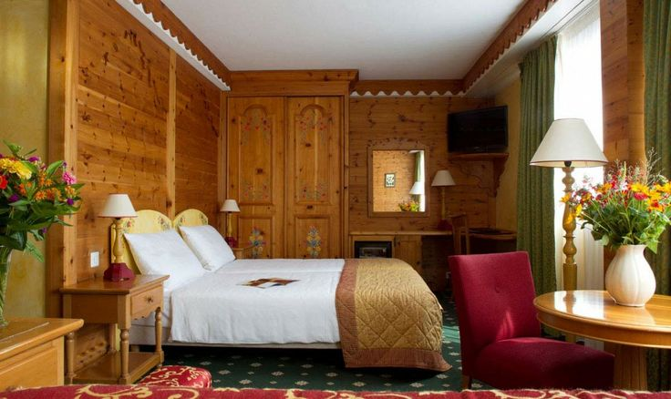 Hotel Edelweiss in Geneva, Switzerland - Book a Charming hotel close to the lake
