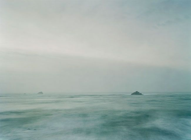 Elger Esser, Beg en Aud Frankreich, 2006, C-Print, DiaSec Face 184 x 236 x 5 cm 7/7 + 1AP
