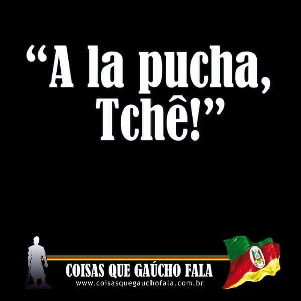 Linguajar gaúcho!!!!