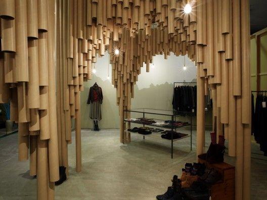 Cardboard Tube Decorating