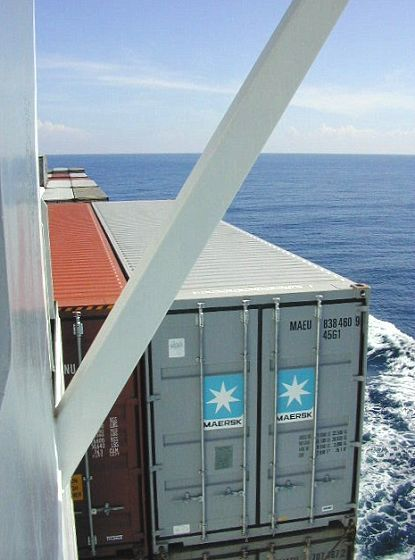 The Container Ship Tourism Industry | Atlas Obscura