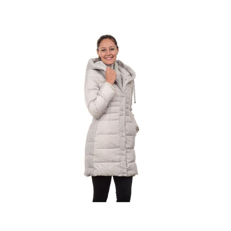 Fleet Street Women S Down Puffer Jacket Products Grey
