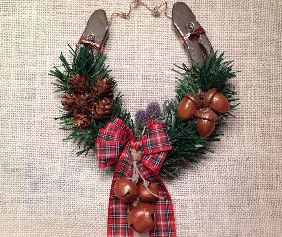 Lucky Sole Designs Rustic Lodge Horseshoe rustic horseshoe decor by LuckySoleDesigns, $45.00