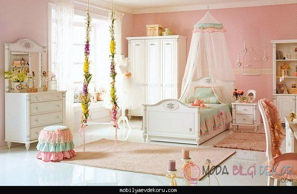 Çilek genç odası modelleri 2016 - http://www.mobilyaevdekoru.com/cilek-genc-odasi-modelleri-2016/