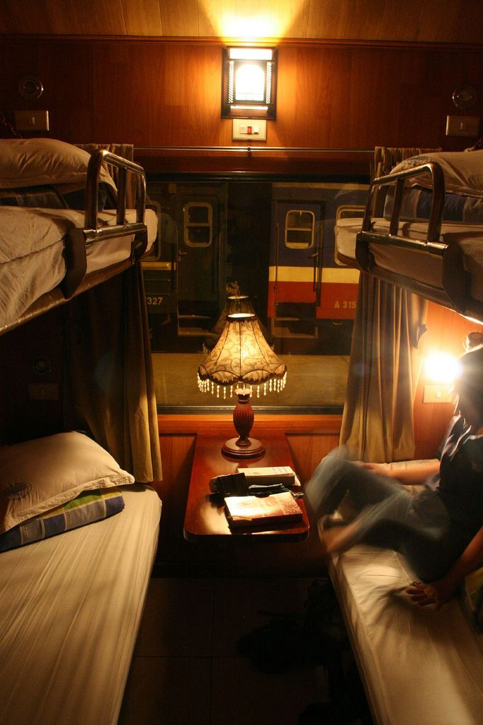 Train travel - overnight train is a great way to travel! Tips here ---> http://www.mappingmegan.com/overnight-train-in-vietnam/
