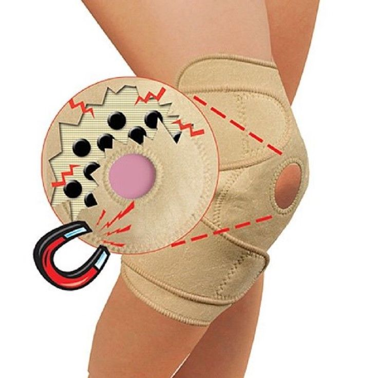 Magnet Therapy Knee Brace Support Increase Blood Circulation & Reduce Pain 20x11 #Bandwagon