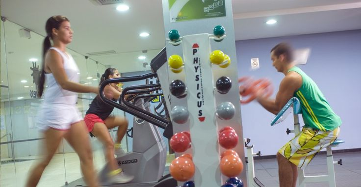 #Hotel Serhs Natal Grand #Resort has one fo the amazing exercise room for guest, Read more at http://www.hotelurbano.com.br/resort/hotel-serhs-natal-grand-resort/787 on best deals.