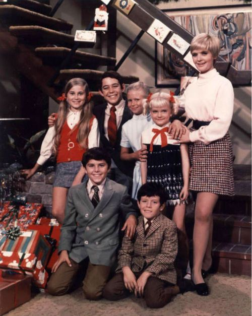 Brady Bunch christmas | Brady Bunch Cast