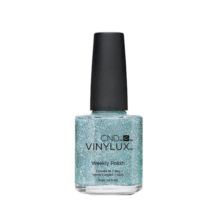 CND Vinylux Nail Polish 0.5 oz Glacial Mist 204