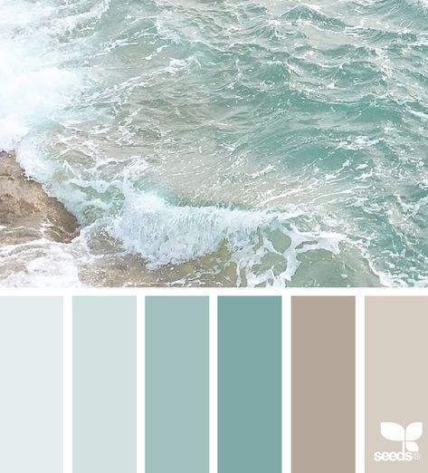 Farbe Meer