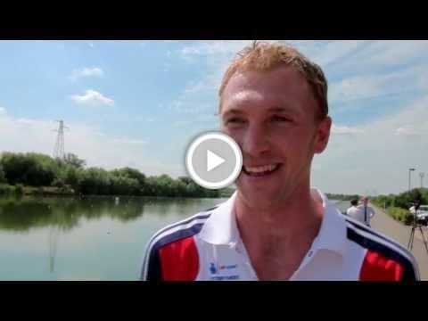 Free  Video - One Year On: British Rowing's Alex Gregory - Part Two