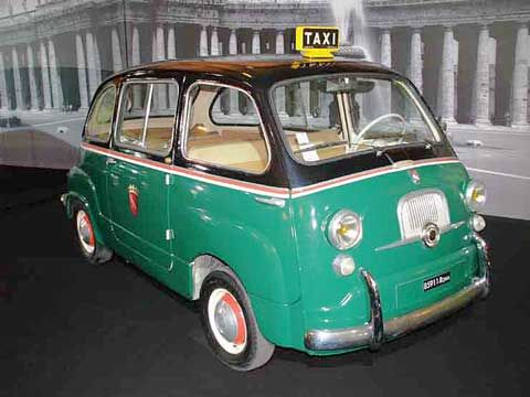 17 best images about fiat 600 multipla on pinterest cars for Garage fiat paris 17
