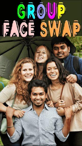 Group Face Swap by Simon Ward