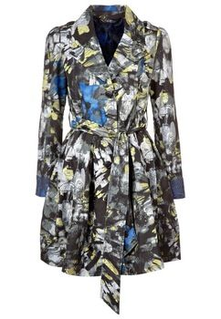 euro 26 incl. shipping free shipping Desigual spring autumn trench outerwear
