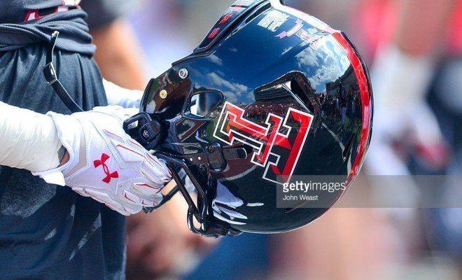 Texas Tech Starting O-Lineman Out For The Season