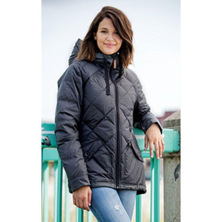 Manteau en duvet personnalisable