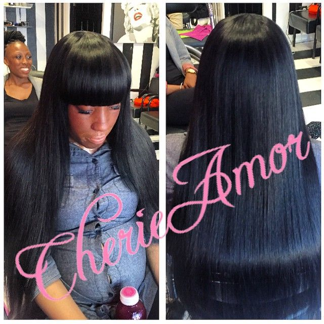 Best 25 full head weave ideas on pinterest full head sew in jackie is rocking a full head weave with perfect closed top pmusecretfo Choice Image