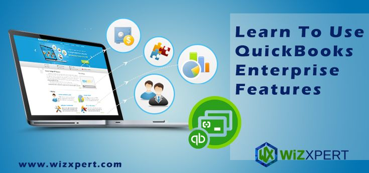 Here in this Article, learn to use QuickBooks Enterprise Features. The software provides functionality to manage inventory, multiple users from multiple locations and a large number of the day to day transactions of sales & purchase. Read article to learn to use QuickBooks Enterprise Features