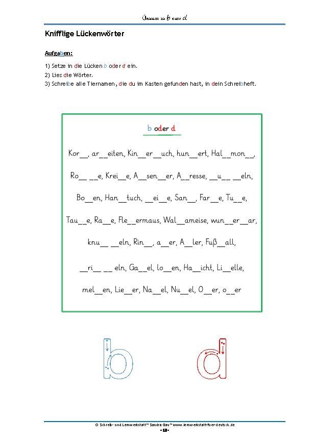 Arbeitsblatter Mit Losungen Via E Mail Lernen Tipps Schule Buchstaben Lernen Lernen