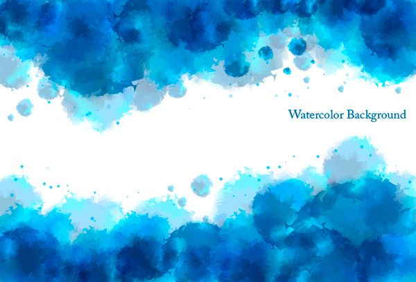 Quick Tip: How to Create a Watercolor Background Using Adobe Illustrator.