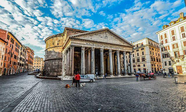 Las ofertas en noche de hotel están aquí, todos los días precios bajos - Visita Roma y vive la experienca.