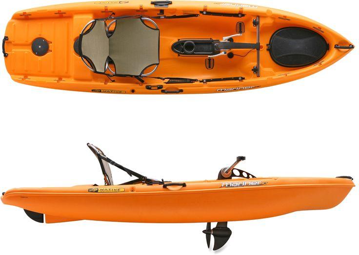 Native Watercraft Mariner 10 Propel Sit-On-Top Kayak