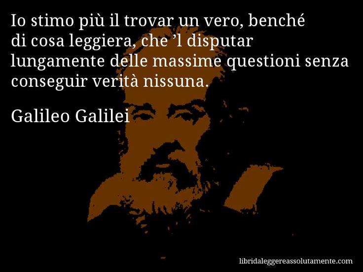 Cartolina con aforisma di Galileo Galilei (6)