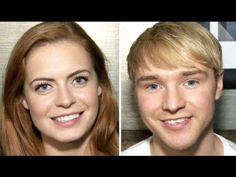 Sophie Evans & Lloyd Daniels Interview - YouTube