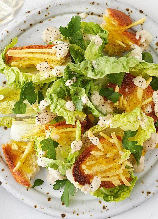 How to make a Vegan Caesar Salad