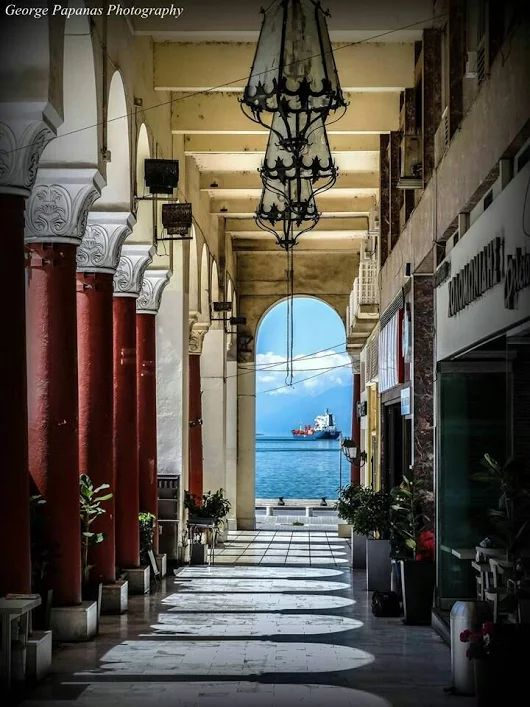 Thessaloniki, Greece, Aristotelous Sq.