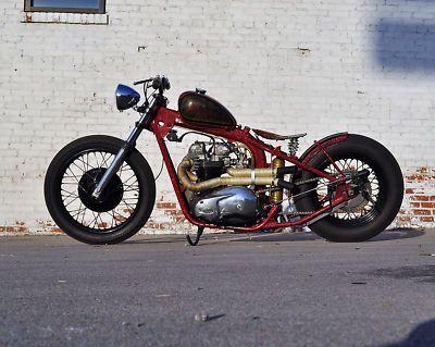 the 25+ best triumph 650 ideas on pinterest | bobber motorcycle