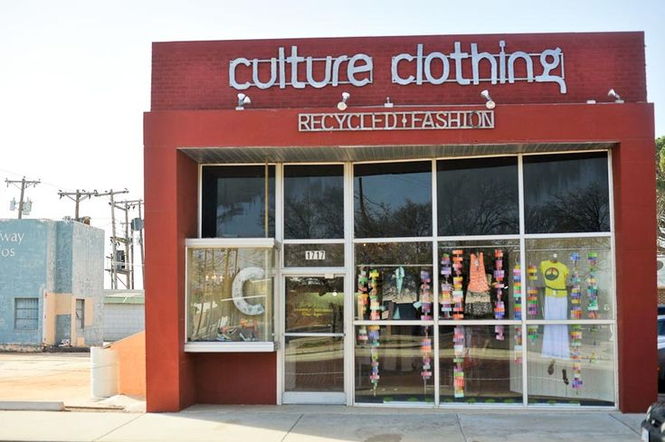 Clothing stores in lubbock