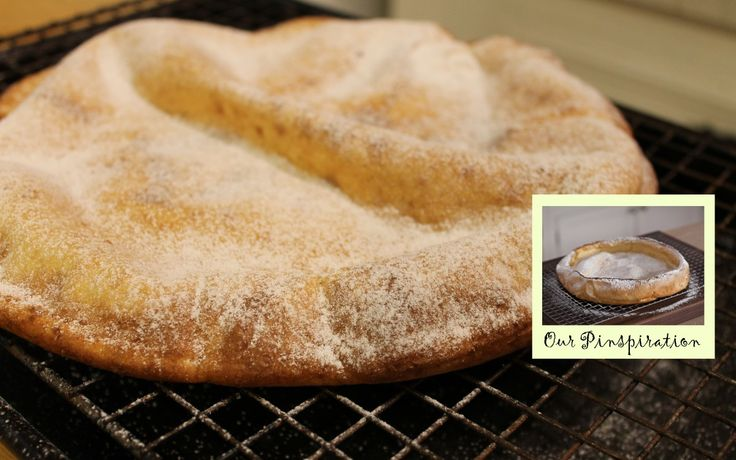 Vanilla Dutch Baby Featured Image