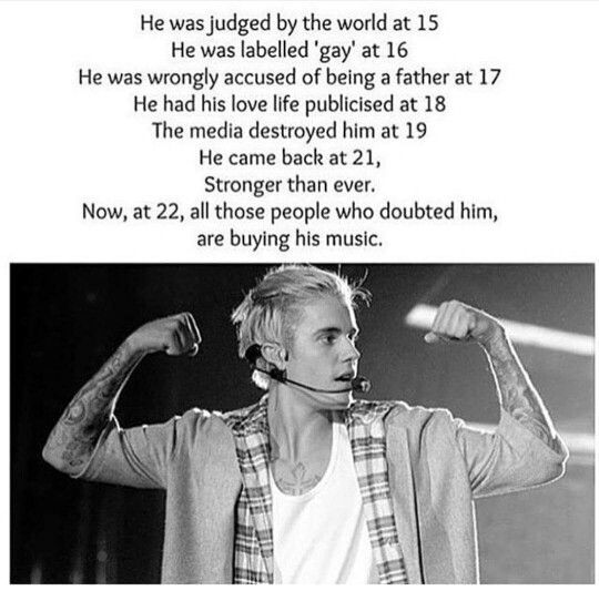 """All those people who doubted him ate buying his music. #fakers I hate Mariah yeeter. """"Mariaaaa"""" beliebers would get the Maria reference"""