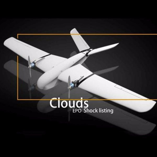 X-UAV Clouds 1880mm Wingspan EPO FPV Aircraft RC Airplane KIT #rckit #rcairplane #planekit #rcaircraft #fpvkit #rc #rclife #fpvlife