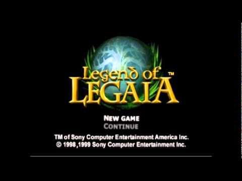 Legend of Legaia OST 65 - Title Screen.