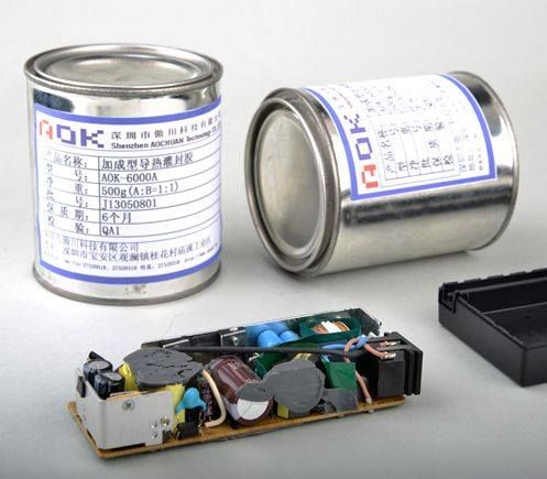 Thermally #conductive adhesive or #sealant is a type of Thermal Interface #Materials or TIM, this provides combination of low thermal resistance and high bond strength.