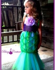Little Mermaid Tutu Costume
