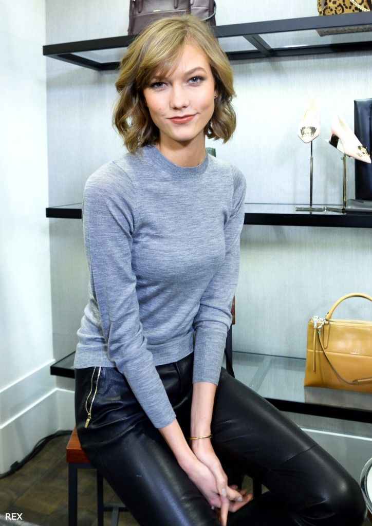 Karlie Kloss made the long bob her signature last year, and the trend is set to continue!