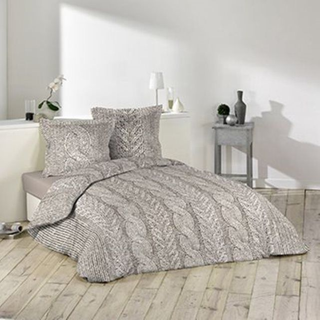 les 25 meilleures id es concernant volants couette sur pinterest literie d 39 poque duvet gris. Black Bedroom Furniture Sets. Home Design Ideas