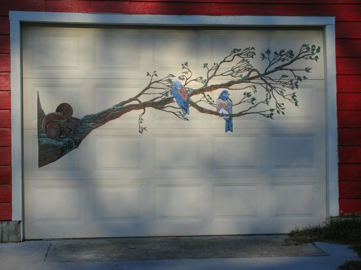 High Quality Garage Door Mural | Photo Page   Everystockphoto