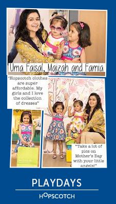 Uma Faisal, Maizah & Famia.