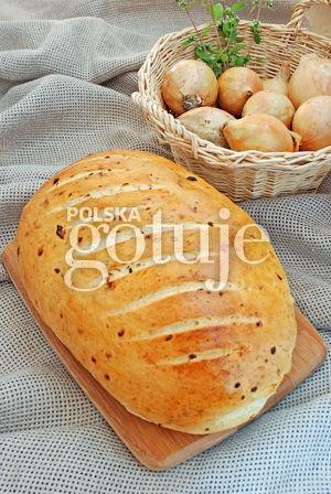 Aromatyczny chlebek z majerankiem