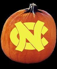 SpookMaster North Carolina Tarheels -  Perfect for Tay