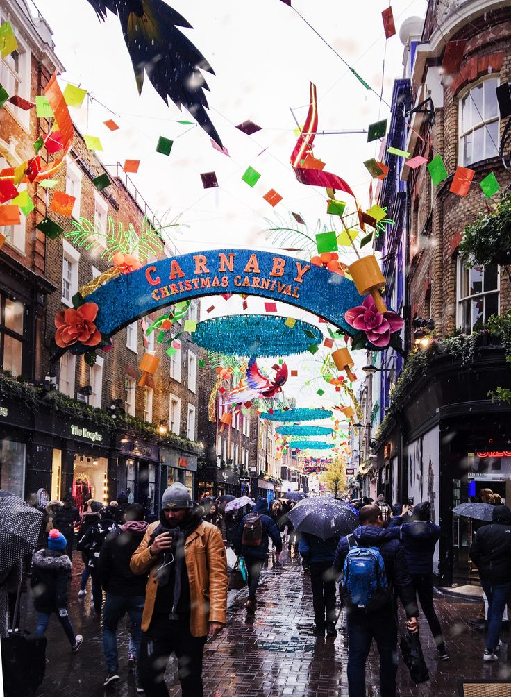 Carnaby Christmas Carnival