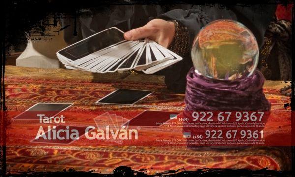 Tarot del amor gratis alicia galvan