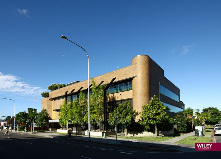 Once refurbished, this is the external shot of the Wiley building today #wiley