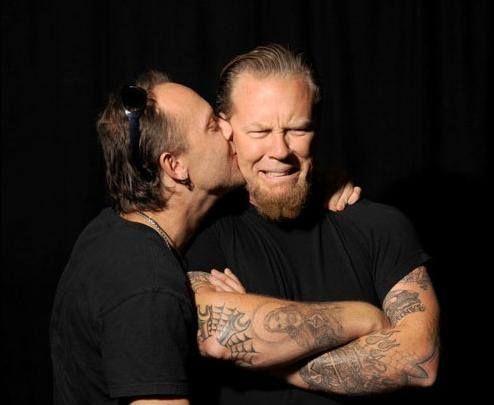 Metallicas Lars Ulrich on S&M2 concert film, James